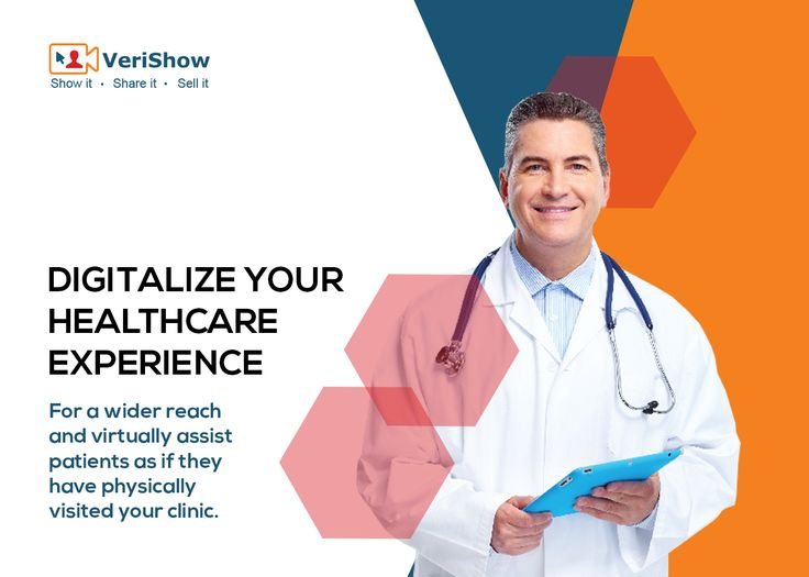 The increasing spread of telemedicine demands the healthcare provider to enhance their digital reach. Embed features like, live video chat, co-browsing, content sharing etc. by VeriShow to provide best healthcare.  #healthcare #browsing #content