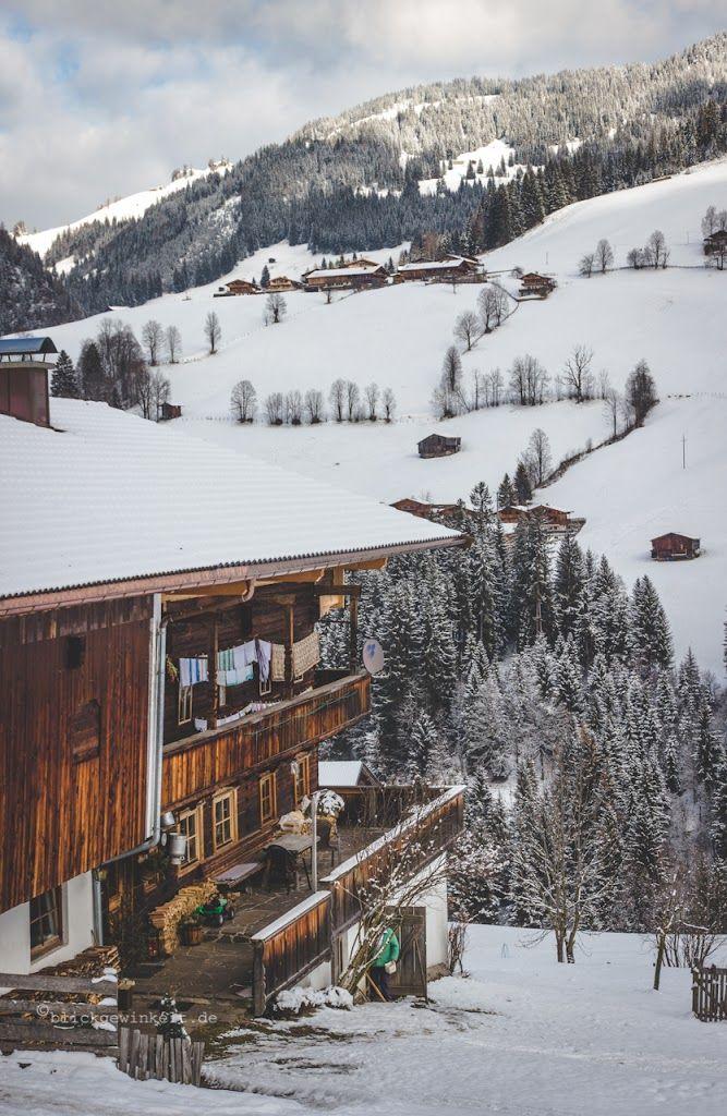 Alpbachtal Valley in Tyrol, Austria (photo by Inka Cee)