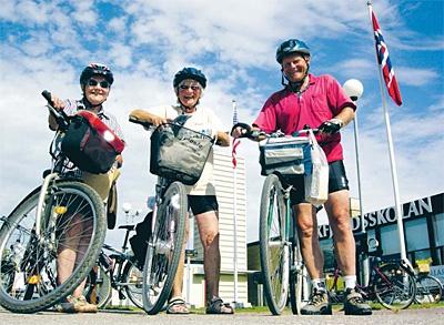 Cykelturistveckan i Gagnef