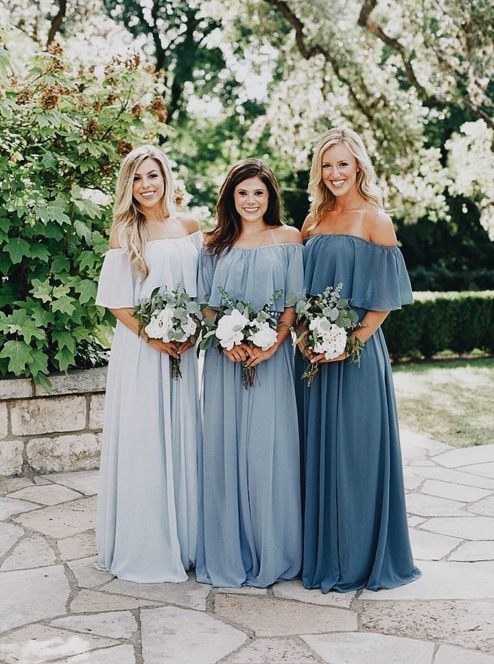 Love The Shades Of Blue Ct C T 2019 Pinterest Wedding Weddings And Bridal Parties