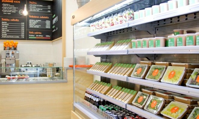 ZUMMO HEALTH BAR - Dobleese.net space & brandingDobleese.net space & branding