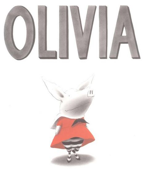 LOVE the name Olivia! 20 Baby Names Inspired By Children's Books