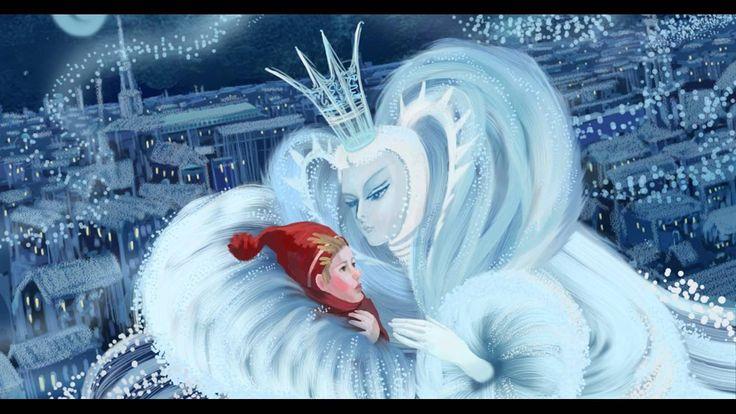 Снежная королева мультик - Сказки на ночь для детей