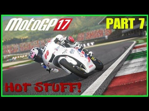 MotoGP 17 Gameplay Part 7 | HOT STUFF! (Full Game) PS4 PRO  #motogp17 - http://LIFEWAYSVILLAGE.COM/career-planning/motogp-17-gameplay-part-7-hot-stuff-full-game-ps4-pro-motogp17/