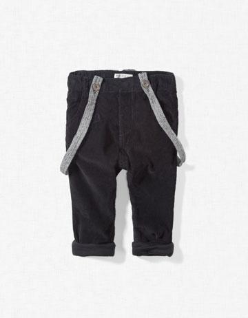 trousers & suspenders