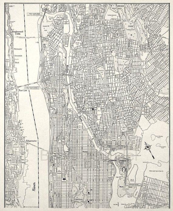 Best 25 Harlem map ideas on Pinterest