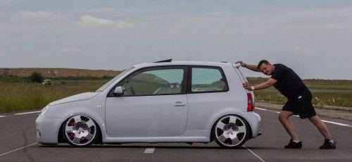 "VW Lupo ""Edition 35"" Ladylike umgebaut"