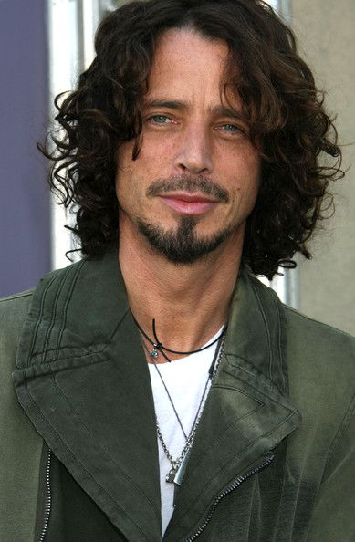 Chris Cornell Photos - New Found Glory & Chris Cornell Visit fuse Studios - Zimbio
