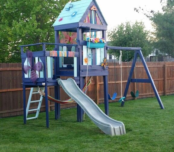 Kids Play House Ideas