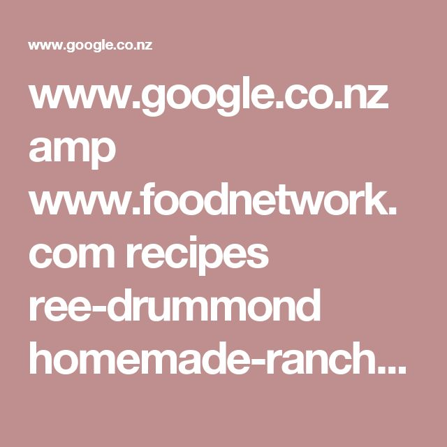 www.google.co.nz amp www.foodnetwork.com recipes ree-drummond homemade-ranch-dressing-recipe-1925765.amp