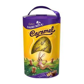 Cadbury Dairy Milk Caramel Special Easter Egg   Cadbury ...