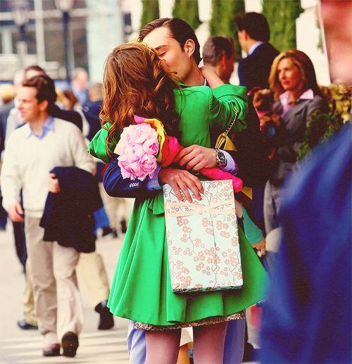 Blair and Chuck. <3
