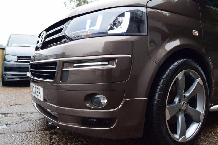 Toffee Brown Metallic VW Transporter for Sale | South Yorkshire