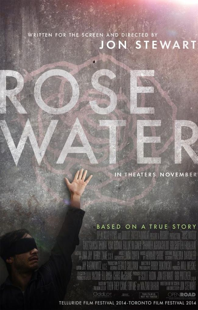 """Win advance-screening movie passes to the new drama """"Rosewater"""" from first-time screenwriter and feature-film director Jon Stewart of """"The Daily Show"""" courtesy of HollywoodChicago.com! Win here: http://www.hollywoodchicago.com/links/goto/24762/8312/links_weblink"""