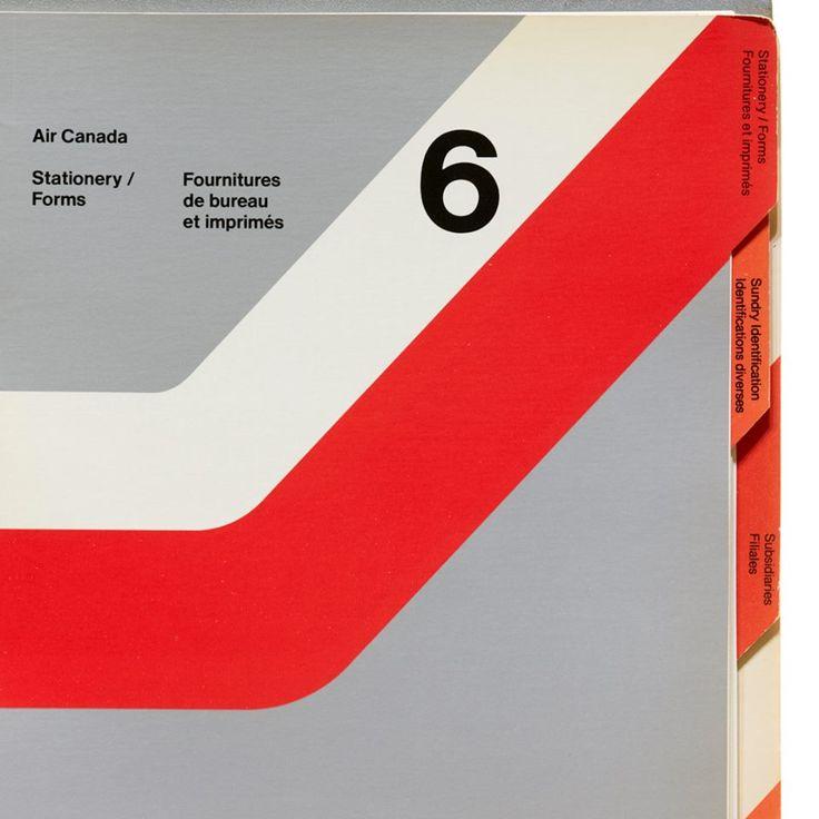 Air Canada Corporate Design Committee, Air Canada Corporate Graphics &…
