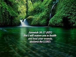 Image result for jeremiah 30 17