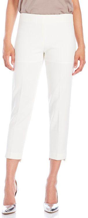 Etienne Aigner Textured Skinny Pants