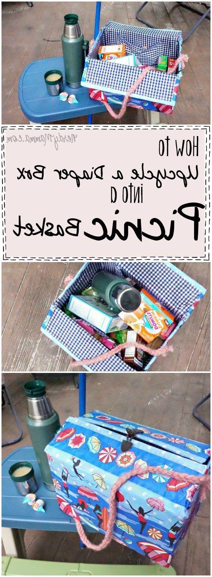 Picnic Basket Craft Ideas