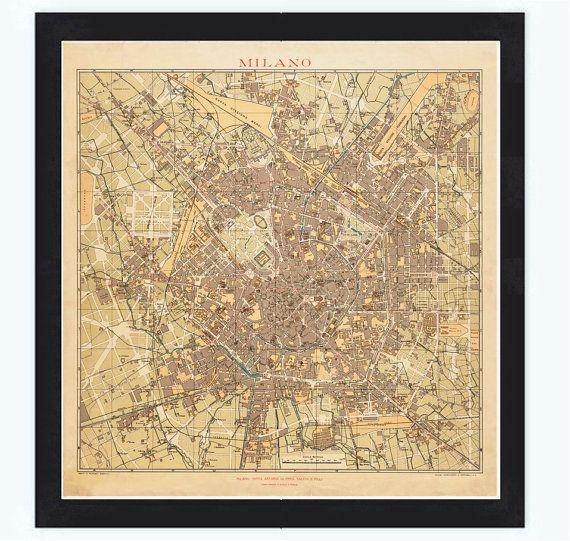 milano map 2