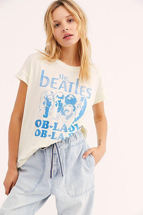 Ob La Di Ob La Da Tee Beatles Tee Retro Tee Mom Shirts