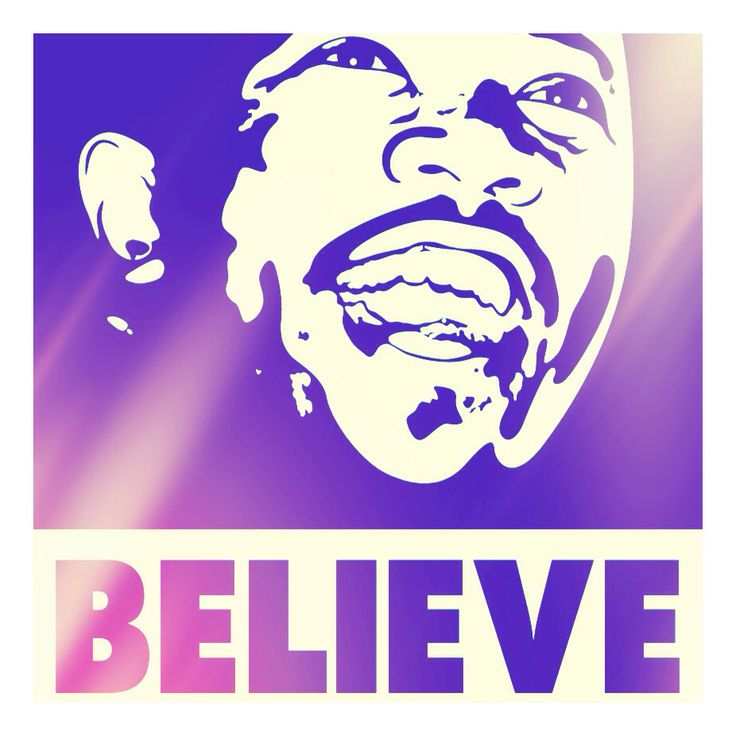 We must first believe