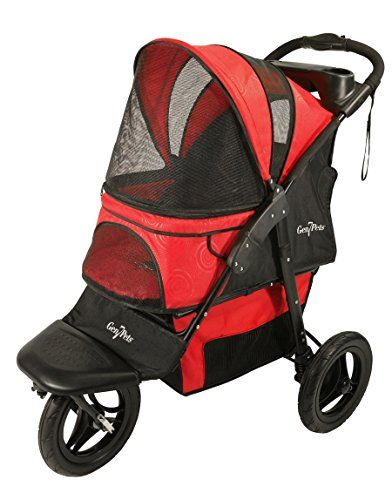 Gen7Pets G7 Jogger Pet Stroller >>> You can get additional details at the image link. #DogCarriersTravelProducts