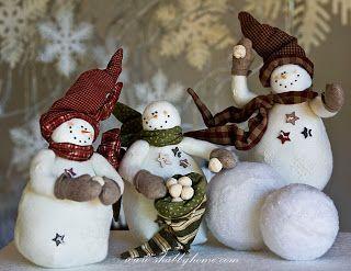 Shabby Home: La Gioia del Natale è arrivata! The joy of Christmas has just come!