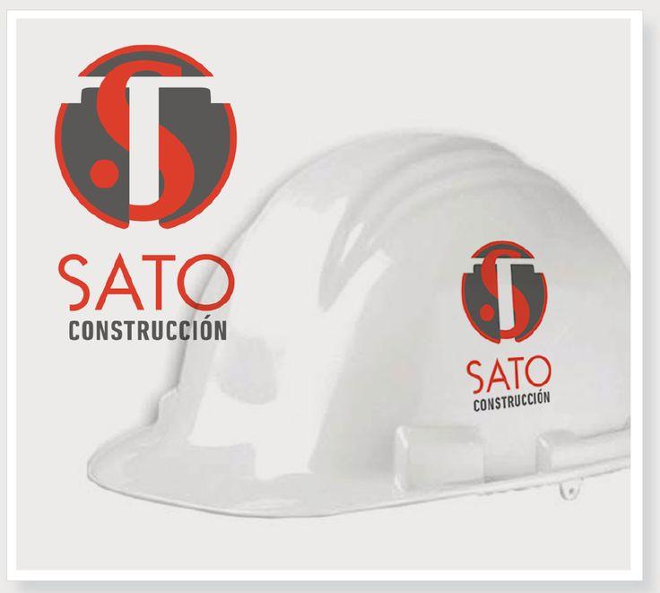Logo Empresa contructora SATO.