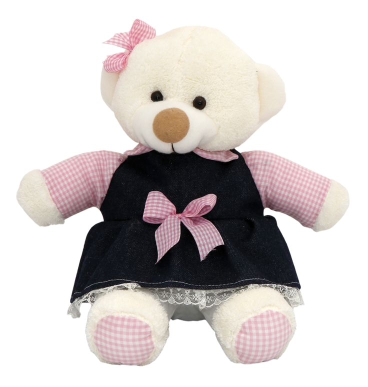 #much_toys Teddy Bear Romantic- old fashioned with clothes .  Find more > www.much.gr