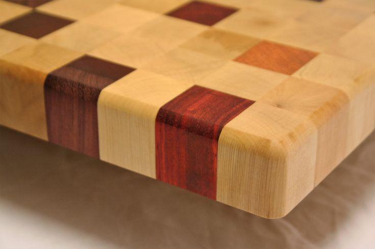 Detail van de Pixel Plank