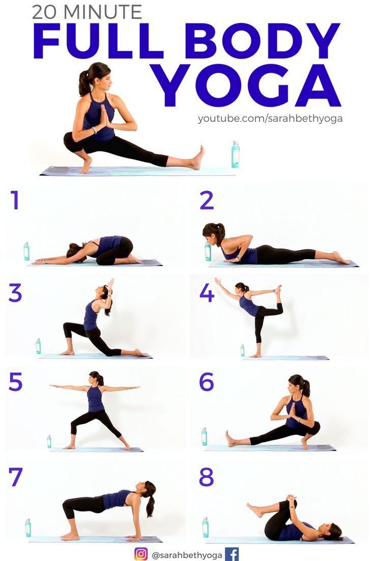 Yoga Sequence Intermediate