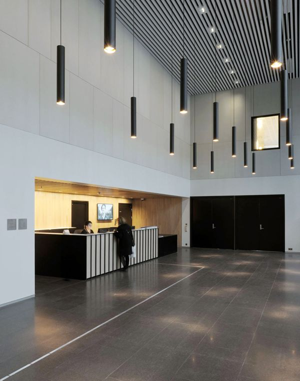 SoLong pendant at Bodø Cultural House, Norway