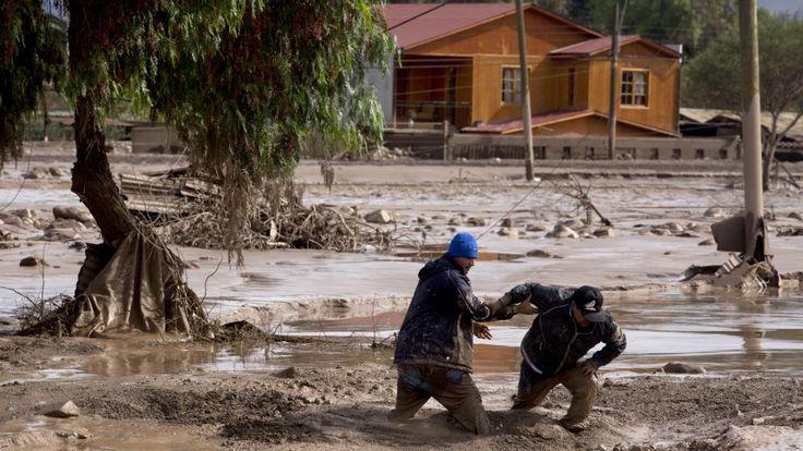 Segundo milagro de mineros chilenos: sobreviven a aluvión que devastó el norte de Chile - Univision Noticias