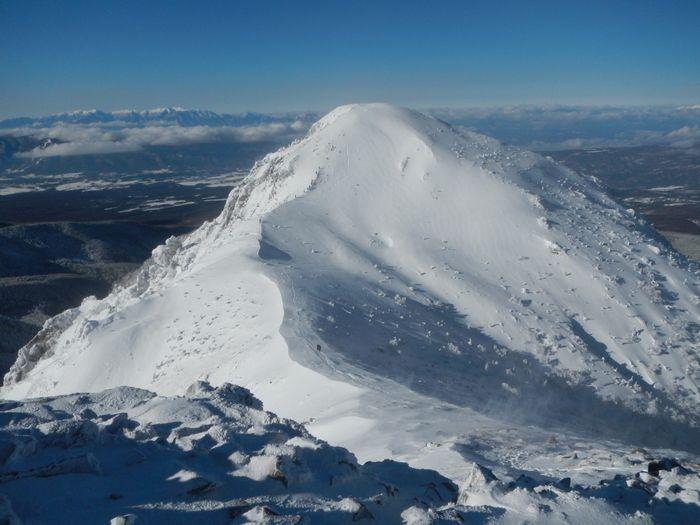 北八ヶ岳・天狗岳 : 山について語るときに僕の語ること(What I Talk About When I Talk About Mountain)