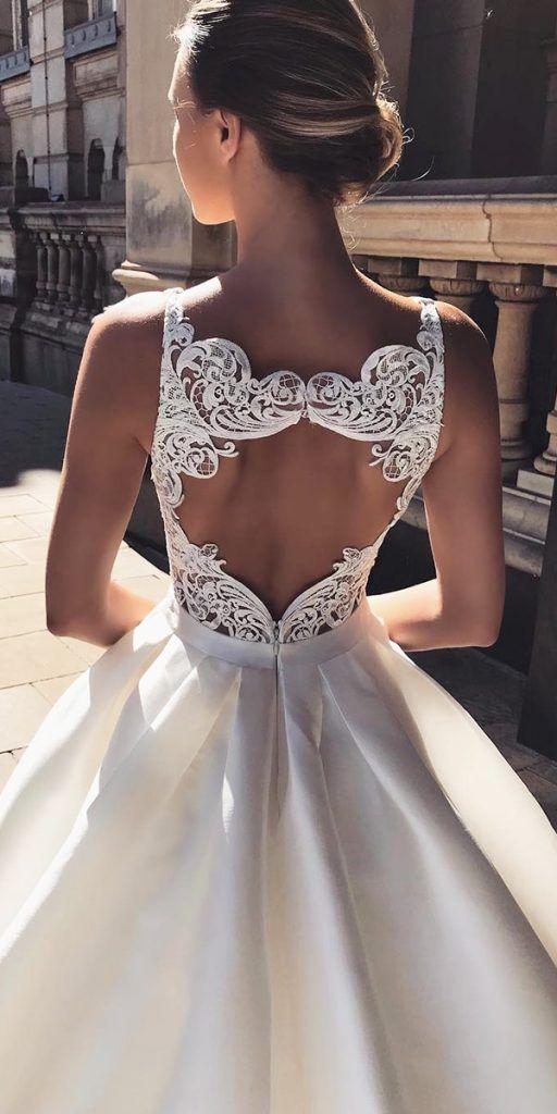 30 einzigartige Spitze Brautkleider, die wow   – Irgendwann mal