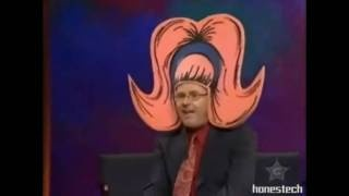 Whose Line is it Anyway? Hats - Greg Proops, via YouTube.