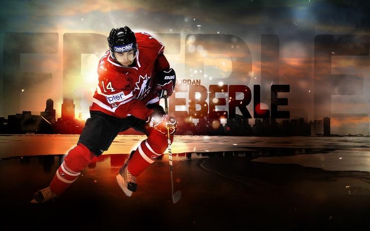 Jordan Eberle #14