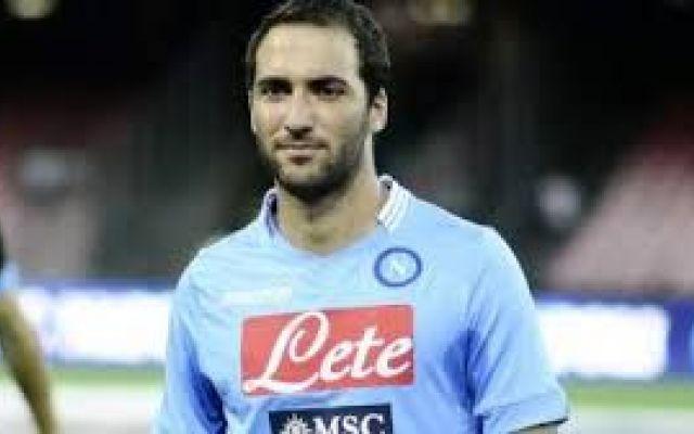 Napoli, Higuain in dubbio per l'Europa League #higuain #napoli #europaleague