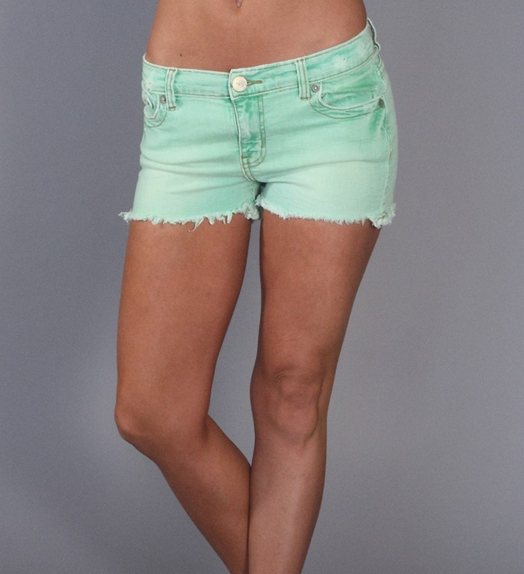 M2F Lime Cut offs at Excess Baggage: Cut Off Shorts, Excess Style, Cut Off M2F, Excess Baggage, M2F Shorts, Cut Offs, M2F Lime