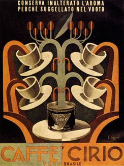 Caffè Cirio 1934