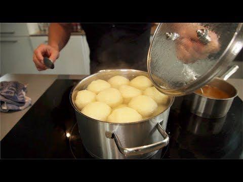 How to Make Dumplings - German Recipes - YouTube