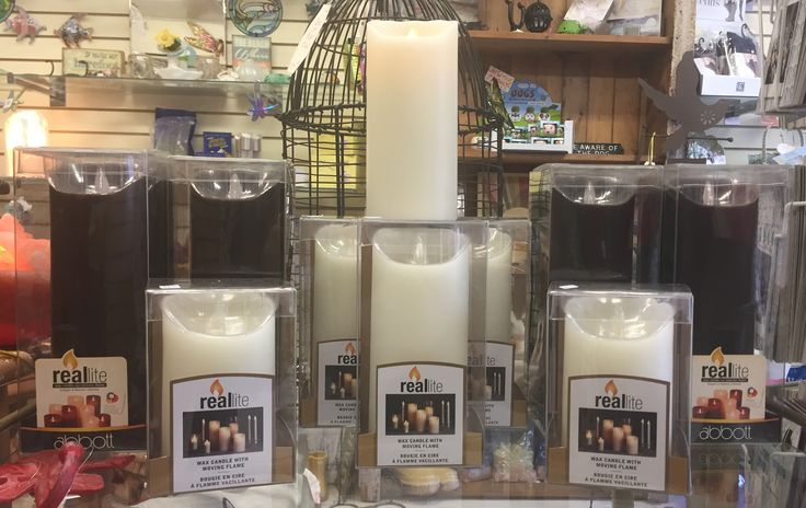 Flameless candles, no burn, battery, wax