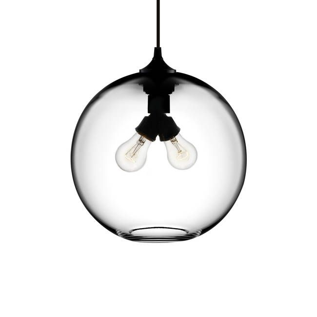 Based On The Orb Glass Shape, The Binary Modern Pendant Light Uses Two  Incandescent Bulbs, Giving It A Slightly More Contemporary Twist. Home Design Ideas