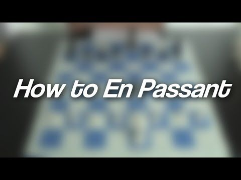 12 - How to En Passant | Chess - YouTube