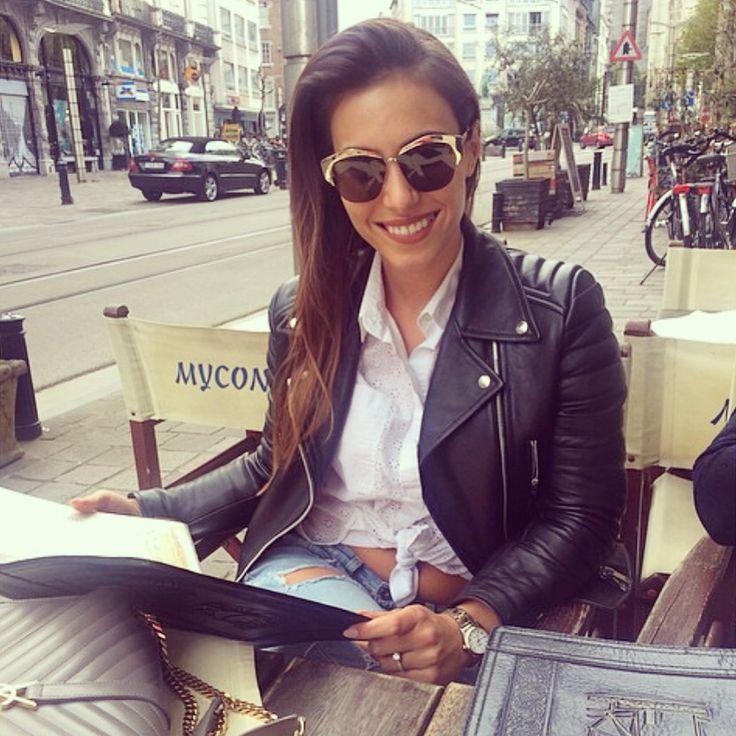 Dior Mirrored sunglasses Repost Elira ❤️