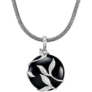 26 best onyx pendants images on pinterest aspen colorado avon and elegant and stylish mm genuine onyx pendant enhancer in sterling silver satisfaction guaranteed aloadofball Image collections