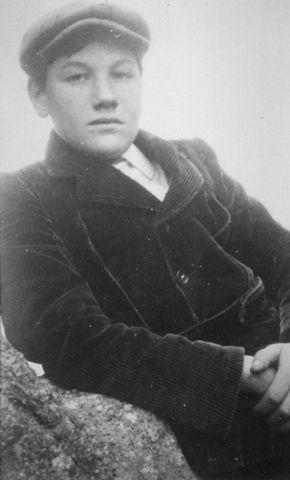 Robert LE BRAZ (1896-1915) (Football) (Mort pour la France)