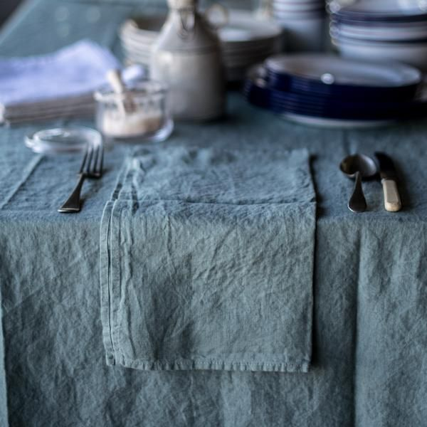 Francalia linen napkin - Odgers and McClelland Exchange Stores