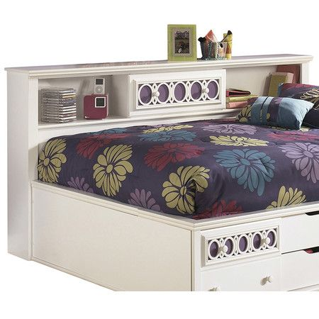 Found it at Wayfair - Zayley Twin/Full Bookcase Headboard http://www.wayfair.com/daily-sales/p/On-Trend-for-Teens%3A-Bright-Bedroom-Zayley-Twin%2FFull-Bookcase-Headboard~GNT4253~E19003.html?refid=SBP.rBAZEVUI6UpLHHEBeyH7AgPO4NDwQ0F7mO1cWBldy-I