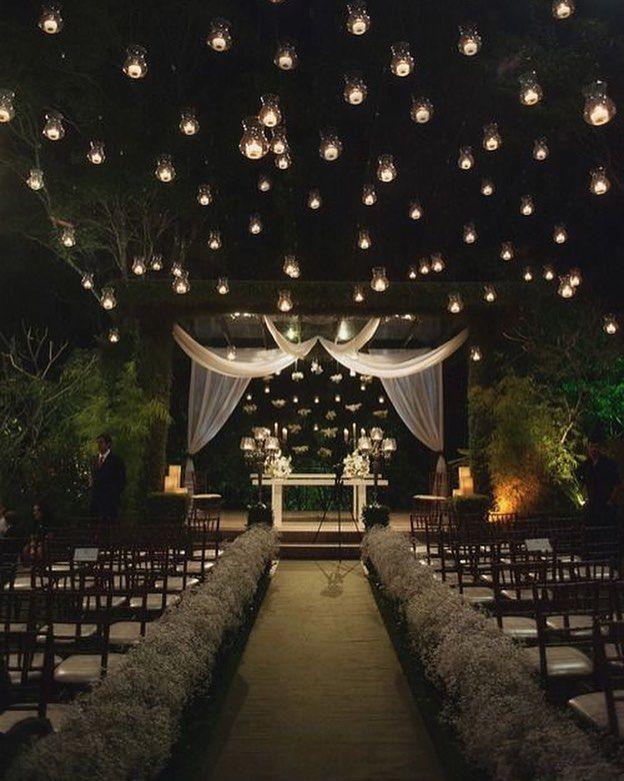 Amazing night wedding ✨